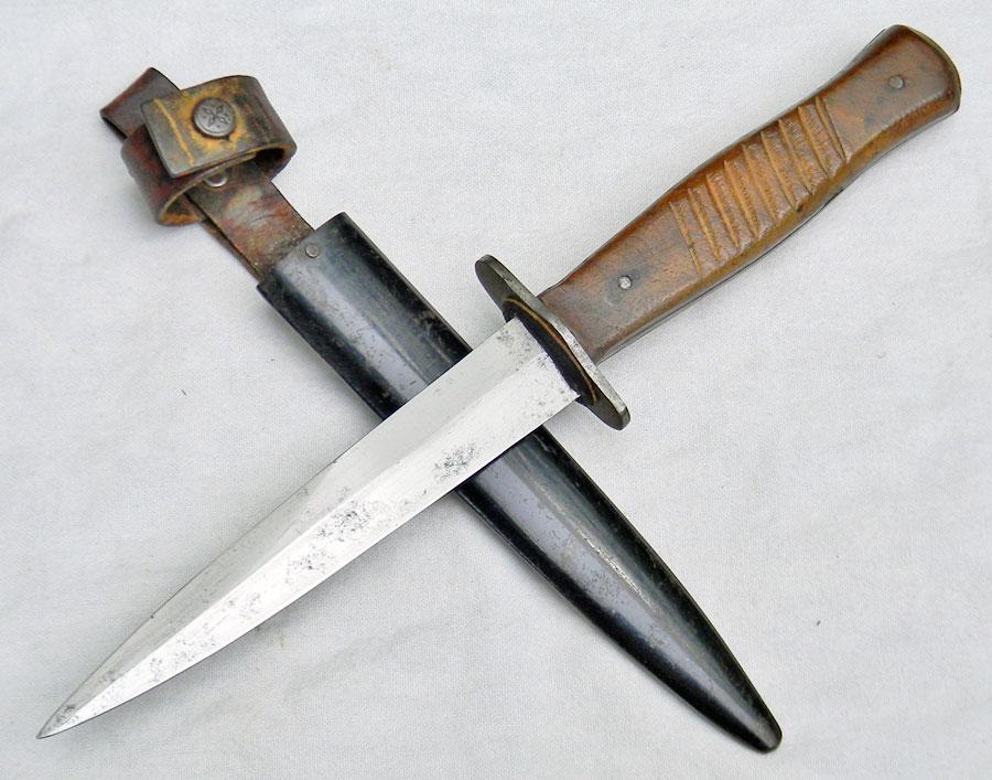 такая вызывающая фото траншейного ножа облицовка делалась правилам